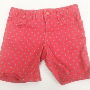 GAP Bottoms - Gap Kids 1969 Midi DOTS Shorts size 10